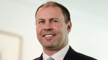 Josh Frydenberg says lending growth will start to pick-up with APRA winding back its lending restrictions.