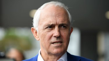 Former prime minister Malcolm Turnbull has hit out at broadcaster Alan Jones after his comments about Jacinda Ardern.