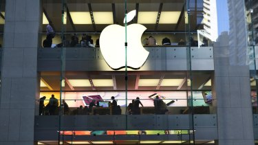 Apple recently became the first US company with a market value of $US2 trillion.