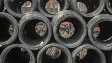 Analysts have misread the strength of China's steel output this year.