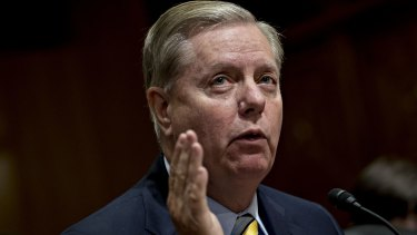Bill sponsor: US Senator Lindsey Graham.