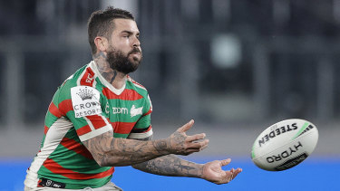 Souths skipper Adam Reynolds expects David Fifita to target him.
