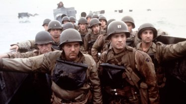 In Saving Private Ryan, bullets sound like they're flying around your living room.
