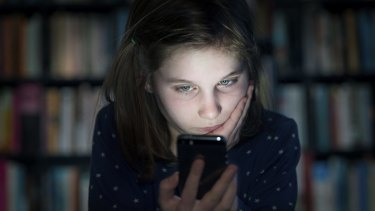 The nastiness of cyberbullying can be delivered at any time of the day or night.