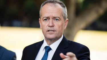 The 'moth effect' on tax hand-outs could potentially prove costly for Bill Shorten at the next election.