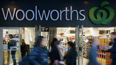 """Woolworths has issued Ferrero with a """"please explain""""."""