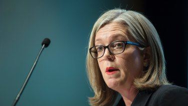 Productivity Commission deputy chair Karen Chester.