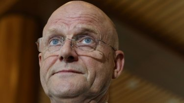 Liberal Democrat senator David Leyonhjelm has refused to apologise for making the comments.
