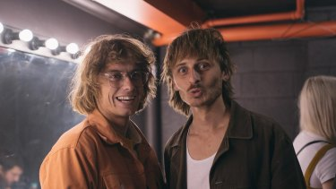 Lime Cordiale.