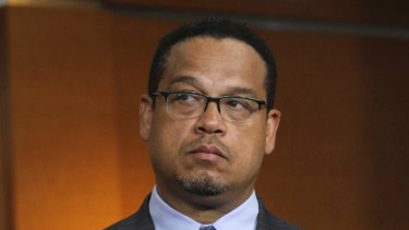 Minnesota Attorney-General Keith Ellison has upgraded the murder charge against police officer Derek Chauvin.