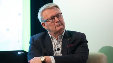 Call me, maybe: Dr Simon Longstaff of The Ethics Centre is open to leading Football Federation Australia's review into the sacking of former Matildas coach Alen Stajcic.
