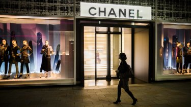 Chanel could move its luxury Perth store from King Street to Raine Square after overtures from precinct owners.