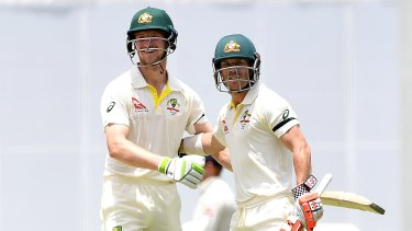 How can Cameron Bancroft  and David Warner open the batting together again?