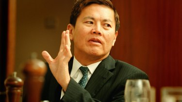 Optus chief executive Allen Lew: 'We are not perfect, we made a mistake.'