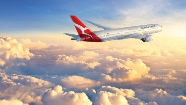 This week's rescue flights are the first to India organised by the Australian government and operated by Qantas.