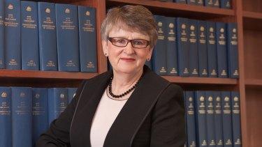 Justice Virginia Bell.