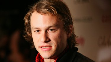 Heath Ledger in a Netflix rom-com? Why not.