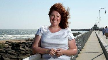 Author Jane Harper.
