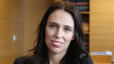 Hidden tensions with China: New Zealand Prime Minister Jacinda Ardern.