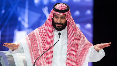 Bankers have told the Saudi government that investors will likely value the company at around $US1.5 trillion ($2.2 trillion), below the $US2 trillion valuation touted by Crown Prince Mohammed bin Salman when he first floated the idea of an IPO nearly four years ago.