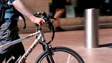 Bike shop turnover has jumped 48 per cent since February.