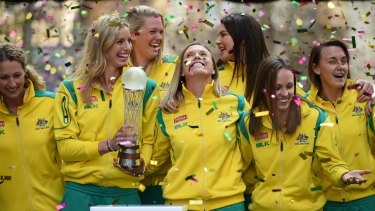 Games featuring the Australian Diamonds will also be shown on Kayo Freebies.