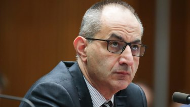 Home Affairs secretary Michael Pezzullo has penned an extraordinary letter defending himself.