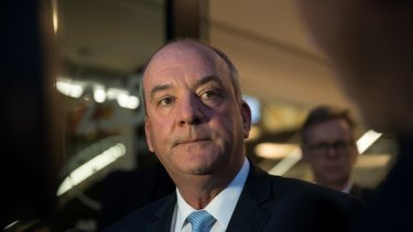 Former Liberal MP Daryl Maguire.