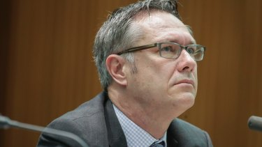 Reserve Bank deputy governor Guy Debelle focused on how climate change can complicate the task of setting interest rates.