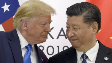 Donald Trump and Xi Jinping have directed their negotiators to resume trade talks.