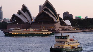 Sydney has risen to number five in global rankings of the world's most liveable cities.