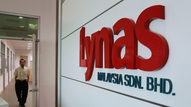 Lynas rejected Wesfarmers' takeover offer.