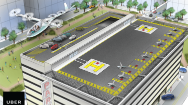 How Uber sees its future of On-Demand Urban Air Transportation.