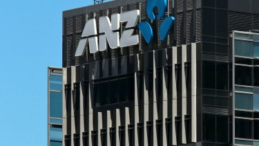 ANZ's cash profit for the year ended September 30 slumped 5 per cent.