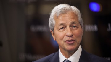 "JPMorgan CEO Jamie Dimon said the pandemic was a reminder ""we all live on one planet""."