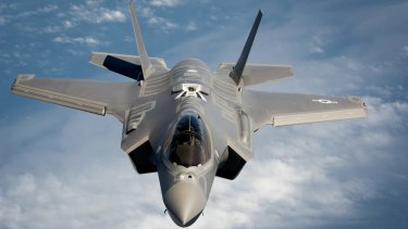 Australia paid $12.4 billion for its joint strike fighters, without the question of corruption risk entering the public debate.