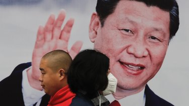 Four Chinese media outlets have been designated as propaganda merchants for the Chinese government led by President Xi Jinping.