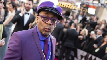 Spike Lee had been set to preside of the jury.