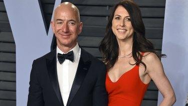 Jeff Bezos and Mackenzie Scott divorced in 2019.