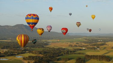 Most regional destinations that attract significant tourist numbers such as the Hunter Valley are close to capital cities.