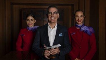 Virgin's chief executive Paul Scurrah.