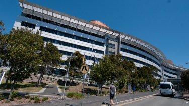 The multi-million dollar electronic medical record software crashed at Queensland hospitals on Tuesday