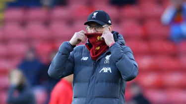 "Liverpool manager Jurgen Klopp said the CAS decision ""not a good day for football""."