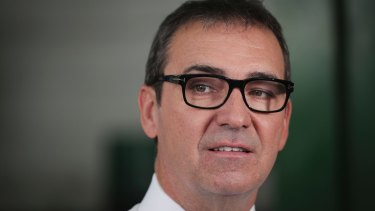 SA Premier Steven Marshall has cut off the state from the rest of Australia with tough border restrictions.