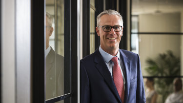 Managing director of Brandon Capital Dr Chris Nave runs the Medical Research Commercialisation Fund.