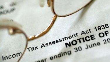 An ATO audit found agent-prepared returns had a 78 per cent error rate compared to 57 per cent of self-prepared returns.