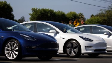 Tesla has had a number of production delays with its Model 3.
