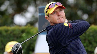 Australian golfer Jarrod Lyle has gone into palliative care.