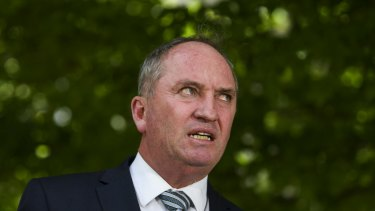 """Former Nationals leader Barnaby Joyce says the party must """"take its medicine"""" and listen to rural voters."""