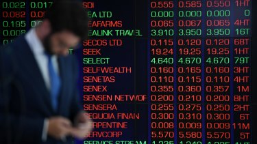 The ASX 200 fell more than 20 per cent and Wall Street slid 18 per cent in March.